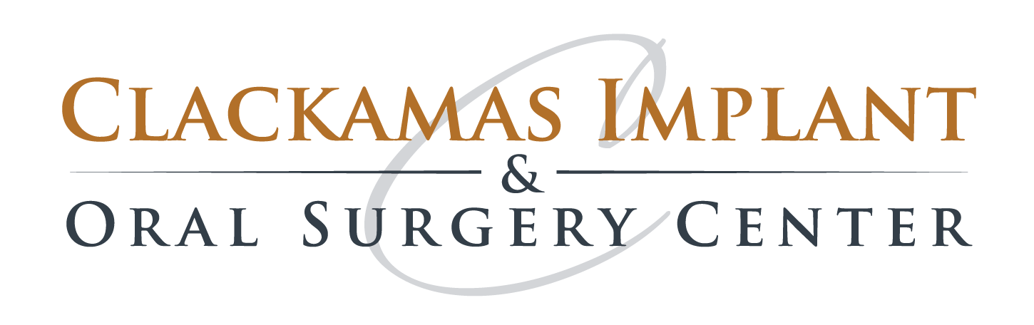 Logo for Clackamas Implant & Oral Surgery Center